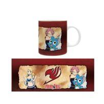 Fairy - Tail Mug Natsu, Lucy & Happy