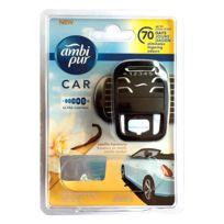 Ambipur - car 1 diffuseur + 1 recharge bouquet de vanille