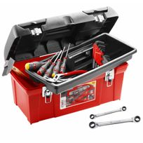 Facom - Caisse à outils - 20 pièces - TBX1M-PG