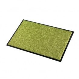 Marque Generique Tapis D Entree 60 Cm Wash Clean Vert Pas