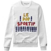 Sweat blanc homme - Achat Sweat blanc homme pas cher - Soldes ... 5aa1b7103934