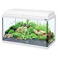 Aquatlantis - Aquarium Aquadream Led 60cm 54L blanc