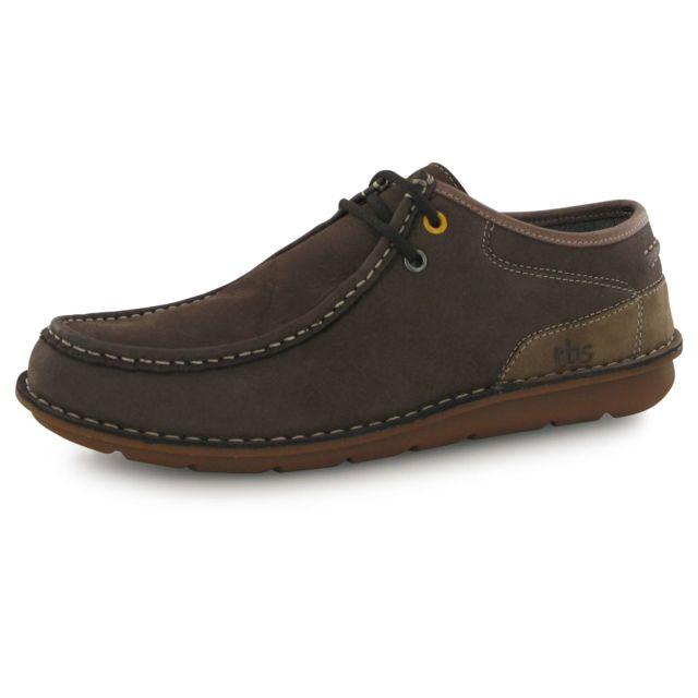 61e23a3be7b8f Tbs - Yakari marron, chaussures de ville   bateaux homme - pas cher ...