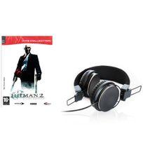 Mindscape - Pack jeu pour Pc Hitman 2 Silent Assassin avec casque arceau