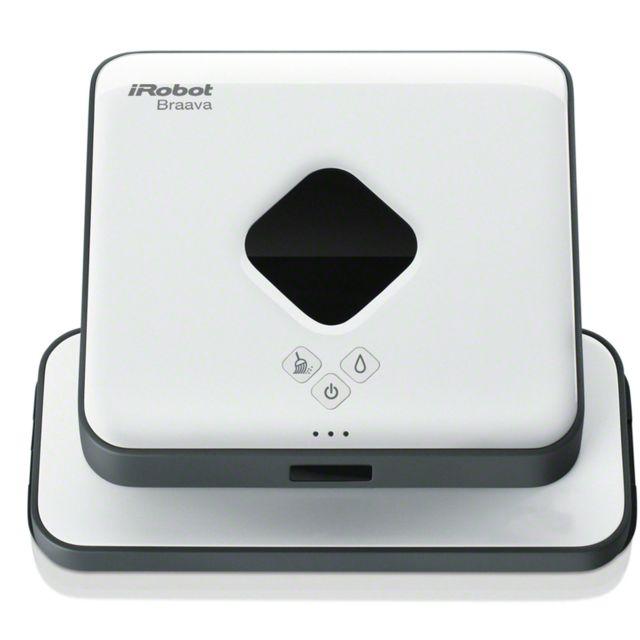 irobot robot laveur de sol braava 390t achat aspirateur. Black Bedroom Furniture Sets. Home Design Ideas