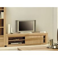 Meuble Tv Chene Huile Catalogue 2019 Rueducommerce Carrefour