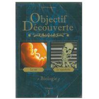 Scenarios - Objectif Découverte - Volume 1 : La vie le squelette