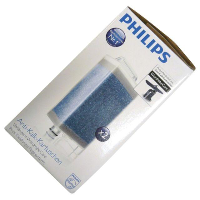 Philips Filtre anticalcaire x2 Centrale vapeur - Generique