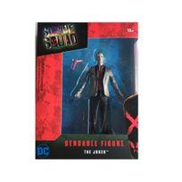 Dc Comics - Suicide Squad figurine flexible The Joker 14 cm