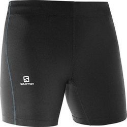 ebbde643f0feb Salomon - Agile Short Tight Women Noir Cuissard Running Homme - pas cher  Achat   Vente Corsaires, cuissards, shorts - RueDuCommerce