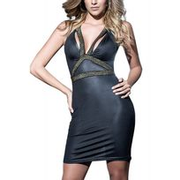 Mapale - Robe courte noir 4450