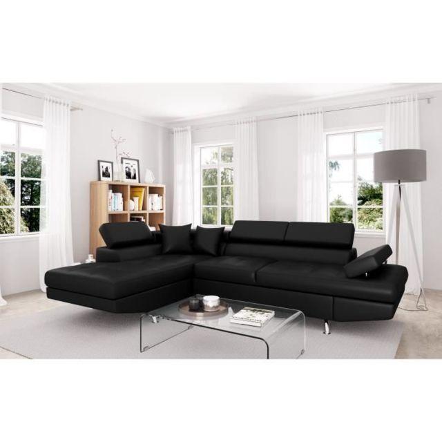 Generique Canape Sofa Divan Futura Canape D Angle