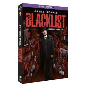 Générique - The Blacklist Saisons 1 à 3 Coffret Dvd