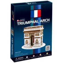 Cubic Fun - Puzzle 26 PiÈCES - Puzzle 3D - Arc De Triomphe