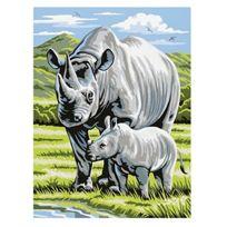 Mammut - Animaux Du Monde - RhinocÉROS