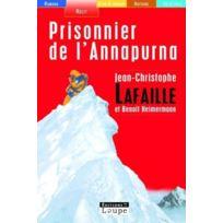 Editions De La Loupe - prisonnier de l'Anapurna