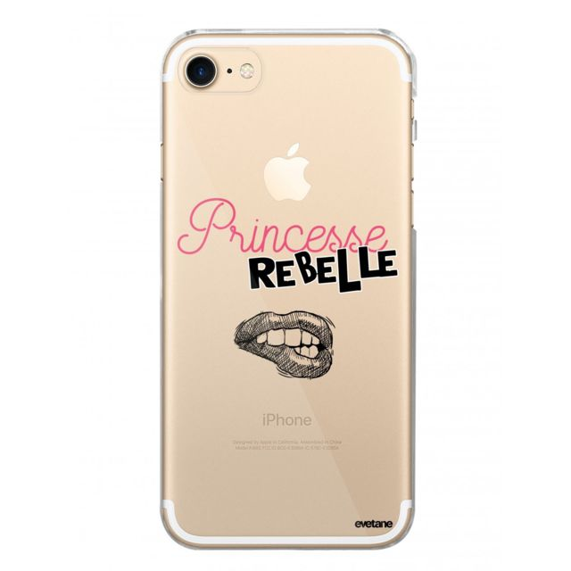 iphone 8 coque princesse