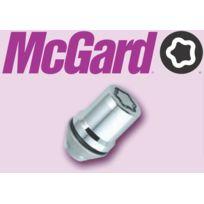 McGard - Lot de 4 Ecrous - 12x150 - L32.5 - H19 - Conique excentrique - Chrome - Antivol de Roues