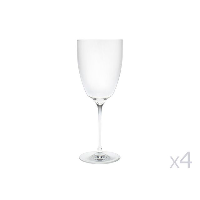 Yong Verre à vin 55cl - Coffret de 4 pièces Jasper
