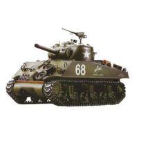 Amewi - U.S. M4A3 Sherman 1/16 Sons Fumée 2.4Ghz QC Edition