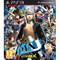 Sega - Persona 4 Arena Ultimax