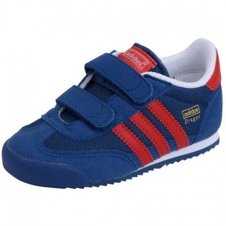 adidas dragon bleu bebe online