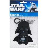 Underground Toys - Star Wars - Peluche Mini porte clé 17cm Darth Vader