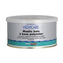Yachtcare - Mastic polyester bois foncé 295ml