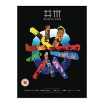 Bmg - Tour of the universe Blu-Ray