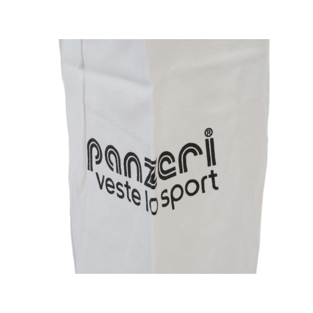 Panzeri - Pantalon de survêtement Uni h blanc/noir jersey Blanc 30927
