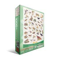 Eurographics - Birds 1000 Piece Puzzle