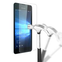 Cabling - Microsoft Lumia 950 Vitre protection d'ecran en verre trempé incassable Tempered Glass Microsoft Lumia 950