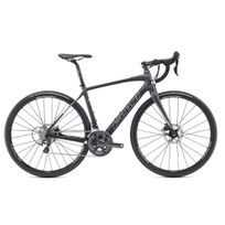 Fuji Sport - Vélo De Route Dame Fuji Brevet 1.3 Disc 2017 xxs
