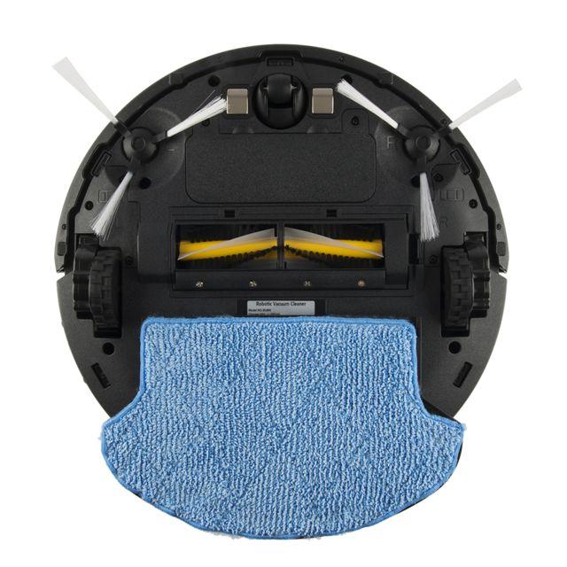 AMIBOT - Robot aspirateur et laveur - Flex H2O