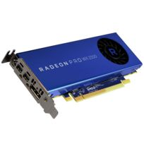 Amd - Radeon Pro Wx 2100, 2048 Mb Gddr5, 2x mini Dp, 1x Dp - Low P