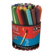 Berol - Handhugger Pochette De 36 Crayons De Couleur ASSORTIMENT De Couleurs