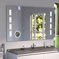 miroir loupe achat miroir loupe pas cher soldes rueducommerce. Black Bedroom Furniture Sets. Home Design Ideas
