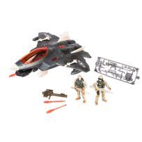 Chap Mei - Avion Soldier Force Viii et figurines : Sky Combat