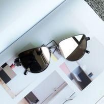 ca2a44e50f3 Wewoo - Lunettes de soleil rouge et blanc New Style Fashion Uv400 lunettes  de polarisées personnalité