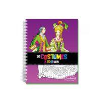 Sentosphère - Carnet de coloriage : Costumes