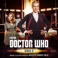 - Bande Originale de Film - Doctor Who Series 8 Original Television Soundtrack Boitier cristal