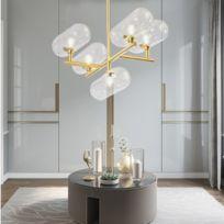 Attrayant Wewoo   Lampe Suspendue Luminaire Salon Lustre En Verre Fait Main Original  Créatif De Capsule D