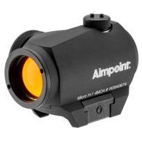 AIMPOINT1 - Viseur Aimpoint MICRO H1 4 MOA noir