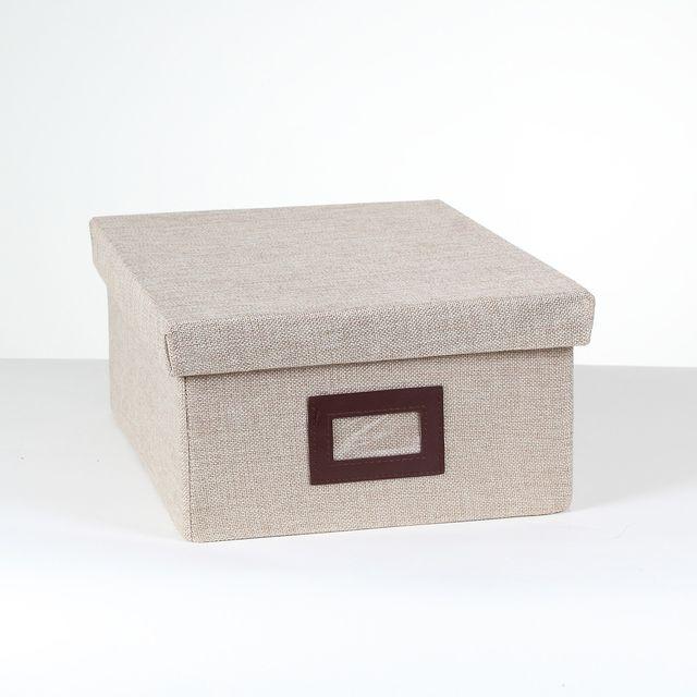 Casame Boîte de rangement polyester petit modèle