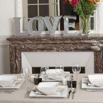 Cosy & Trendy - Service de table 20 pièces en porcelaine - Napoli