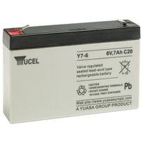 Yuasa - Batterie Yucel Y7-6
