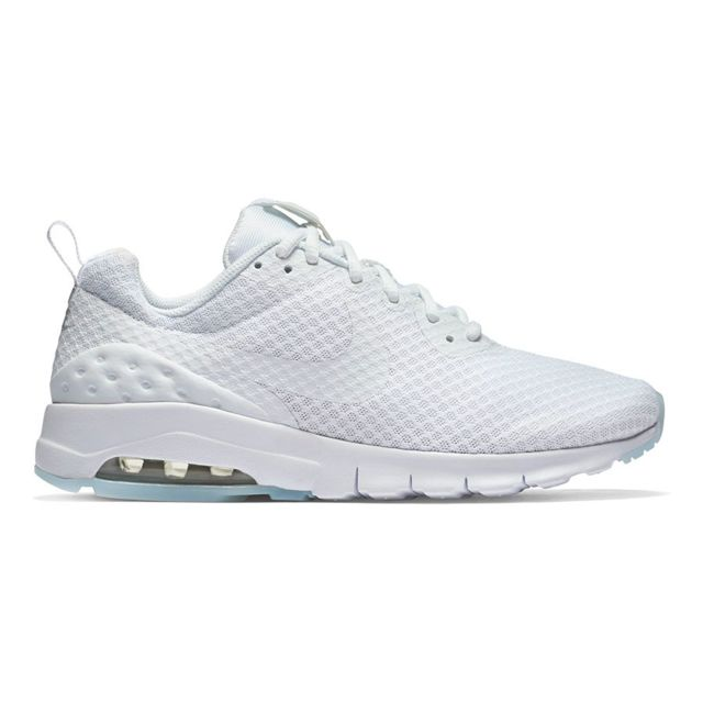 Nike Chaussures Air Max Motion Low blanc femme pas cher