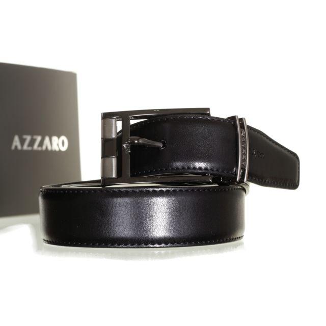754161c8aa77 Azzaro - Ceinture 7321018 Noir marron - pas cher Achat   Vente ...