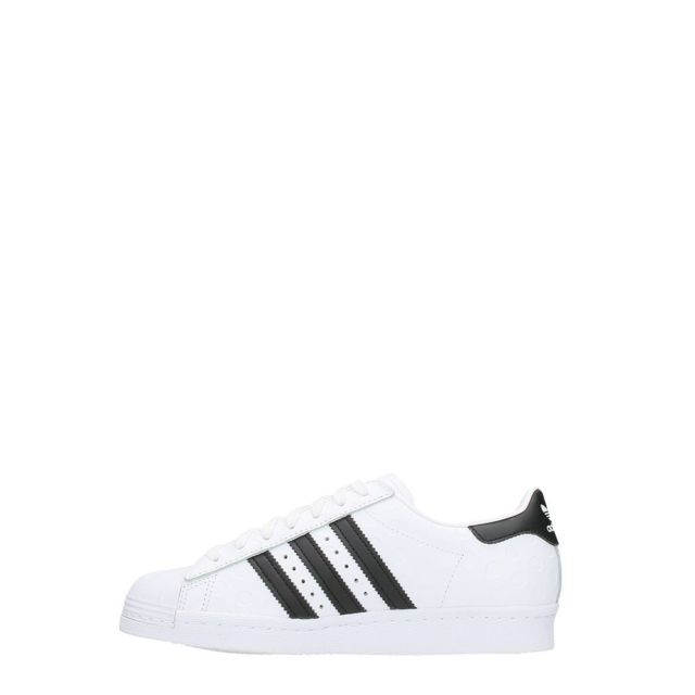 low priced 697c7 1492b Adidas - Basket Originals Superstar 80 s - Ref. By2126 - pas cher Achat    Vente Baskets femme - RueDuCommerce