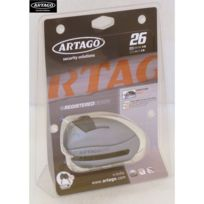Artago - Antivol bloque disque moto scooter 26.7M